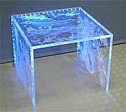 Hifi m bel hifi racks acrylm bel plexiglas sessel for Beistelltisch plexiglas